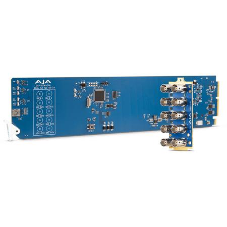 AJA OG-12GDA-2x4 openGear 12G-SDI Distribution Amplifier