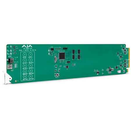 AJA OG-3GDA-2X4 2x4 or 1x8 3G-SDI Reclocking DA - DashBoard Support