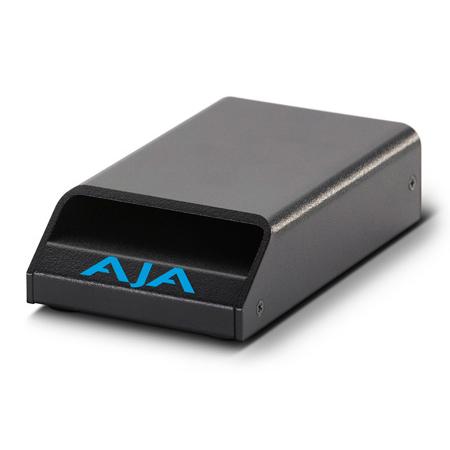 AJA Pak Dock External Thunderbolt & USB3 Reader for AJA Pak Modules