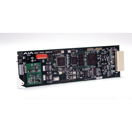 AJA RH10UC SDI to HD-SDI High Definition Up Converter