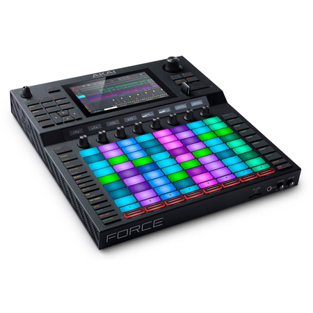 Akai FORCE Professional Standalone Music Production/DJ Performance System