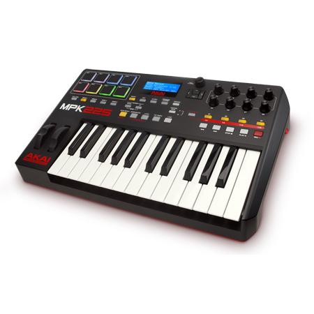 Akai Professional MPK 225 - Performance Keyboard Controller