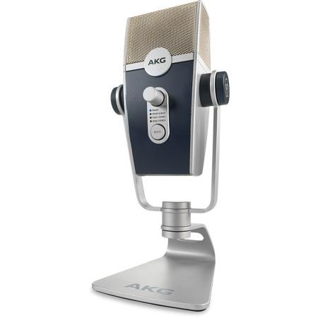 AKG C44-USB Lyra Ultra-HD Multimode USB Microphone