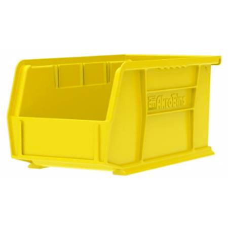 10-7/8in x 5-1/2in x 5in Akro Bin - Yellow