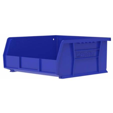 Akro-Mils 30235 BLUE 10-7/8in x 11in x 5in Akro Bin - Blue