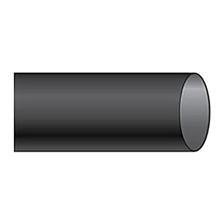 Alpha Wire F6215/8 BK068 Adhesive Lined Heat Shrink Tubing - 10 Pack
