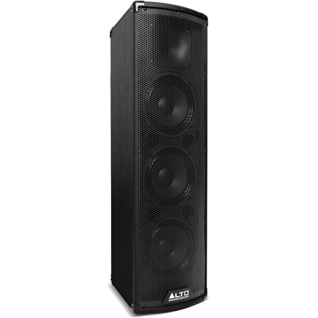 Alto TROUPERXUS Compact High-Performance PA System with 3-channel Professional Audio Mixer w/ Volume & 2-band EQ per Ch.