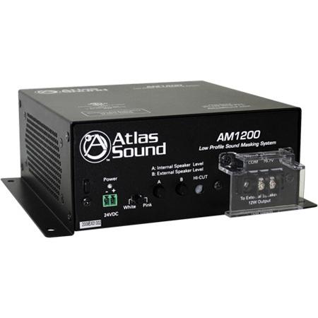 Atlas AM1200 Low Profile Sound Masking System