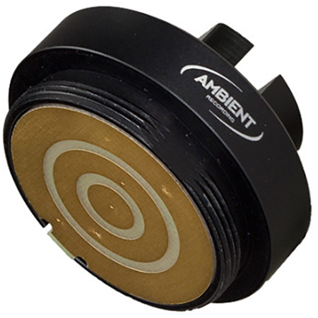 Ambient Recording HHA II-S Mic Adapter for Sennheiser 3000/5000 Series Capsules to Lectrosonics/Shure Wireless Handheld