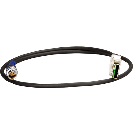 Ambient Recording MLC-HID ACN-ML Cable to SD 6-Series - Lemo 5-pin to USB-A / Integrated Converter RS232 to HID - 24in