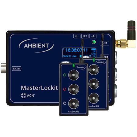 Ambient Recording NL-VP1 NanoLockit Value Pack 1 with MasterLockit