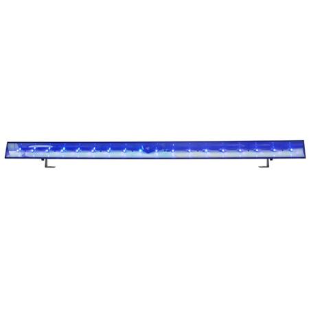 ADJ ECO UV Bar DMX High Output DMX-512 Ultraviolet Bar with 18x 3-Watt UV LEDs