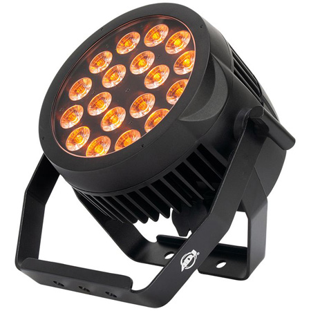 ADJ HEX817 18P HEX IP Versatile Heavy Duty Par with HEX LEDs and a 30-Degree Beam Angle