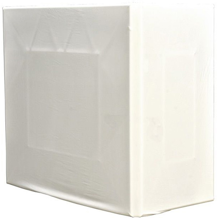 The ADJ PRO-ETS White Scrim Fabric Cover For The ADJ Pro Event Table - Pro Event Table II & Pro Event Table MB