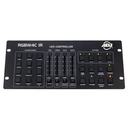 ADJ RGBW 4C IR 32-Channel RGB RGBW or RGBA LED Controller