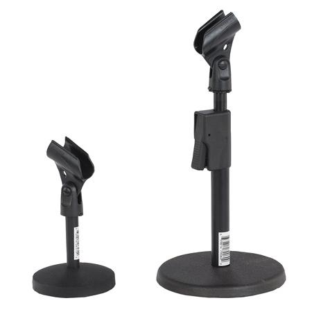 AmpliVox S1075 Desk Microphone Stand