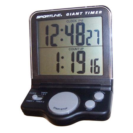 Amplivox S1320 2-Line Display Presentation Clock & Timer