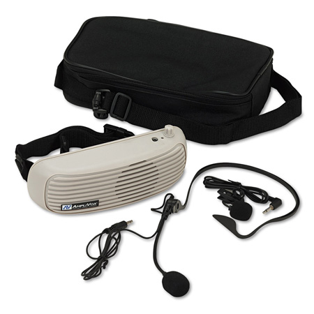 Amplivox S206 BeltBlaster Personal Waistband Amplifier