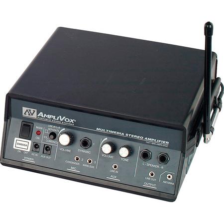 Amplivox S805A Multimedia Stereo Amplifier