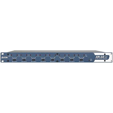 Aviom AN-16/o v.4 16-Channel Mic- and Line-Level Output Module