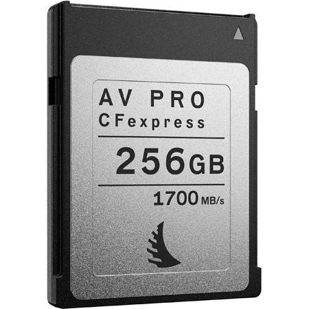 Angelbird AVP256CFX AV Pro CFexpress 2.0 Type B SD Memory Card - 256 GB