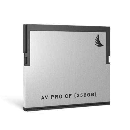 Angelbird AVP256CF CFast2.0 Compliant Memory Card - 256 GB