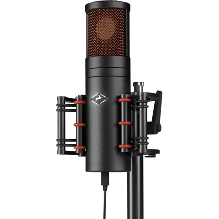 Antelope Audio Edge Go Dual Capsule USB-C Powered Modeling Mic