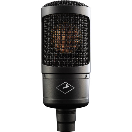 Antelope Audio Edge Solo Single Capsule Large Diaphragm - 48v Powered Modeling Mic