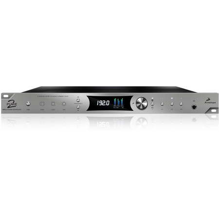 Antelope Audio Pure 2 2x5 Mastering AD/DA Converter & USB Audio Interface
