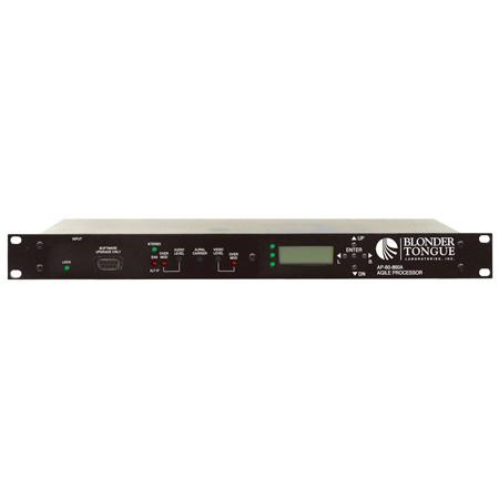 Blonder Tongue AP-60-860A Agile Digital/Analog Processor w/ EAS