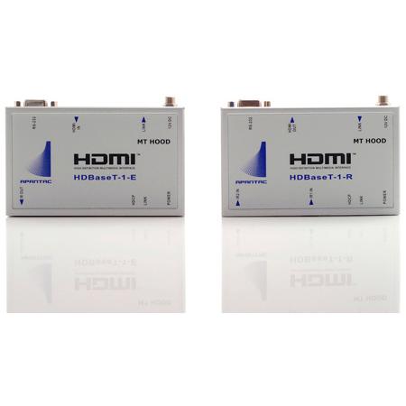 Apantac HDBT-SET-3 BUNDLE: HDBT-1-Es Extender and HDBT-1-Rs Receiver