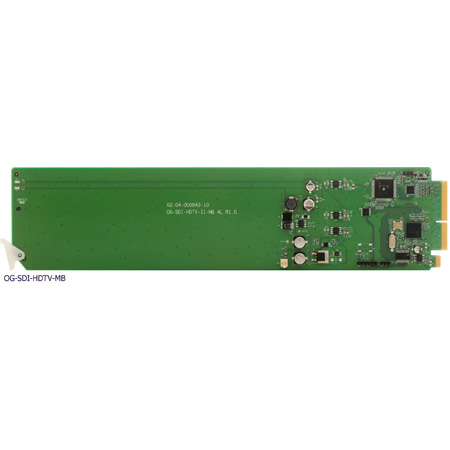 Apantac OG-SDI-HDTV-MB SDI to HDMI/DVI Converter - Auto Detects 3G SDI/HD SDI or SD SDI