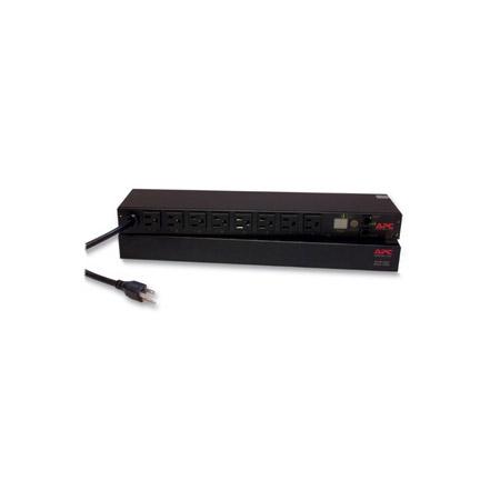 APC 7900B Rack PDU Switched 1U 15A 100/120V (8)5-15