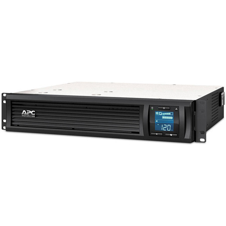 APC SMC1000-2UC APC Smart-UPS C 1000VA 2U LCD 120V with SmartConnect