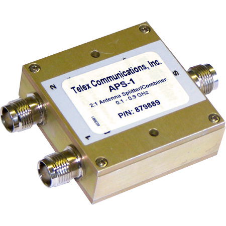 RTS APS-1 Antenna Combiner-Splitter For 2-1 Input-Output