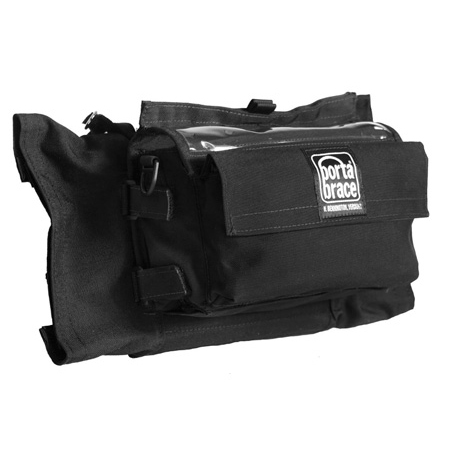 Portabrace AR-7B Audio Recorder Case for Sound Devices DAT Recorders -Black