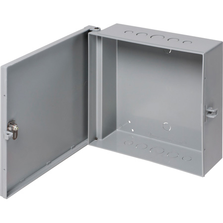 Arlington EB0708 Heavy Duty Non-Metallic Enclosure Box - 7 x 8 x 3.5 Inch