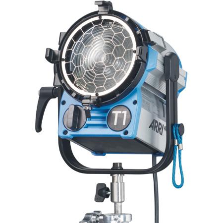 Arri L1.39610.H True Blue T1 Fresnel Spotlight Hanging Blue/Silver Edison