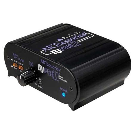 DJ Pre II - Phono/Audio Recording System Interface