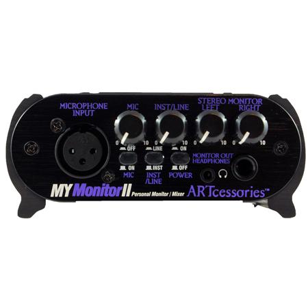 ART MyMonitorII Personal Monitor Mixer
