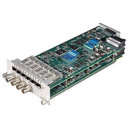 Artel FiberLink 390-008454-10 SMARTST2022 3G/HD/SD ASI and Gig-E Delivery Over 10 Gig Ethernet