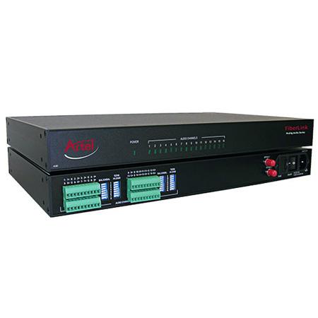 Artel 4160-SS11-NA AV Transmitter - Dual Outpost - ST Connector
