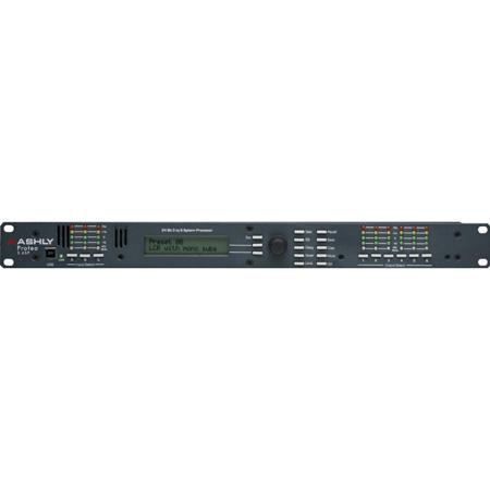 Ashly Protea 3.6SP 3x6 Speaker Processor - 24-Bit Digital Processing with Protea DSP