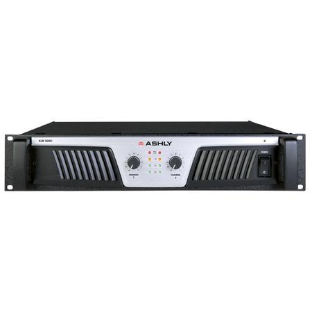 Ashly KLR-5000 2-Channel High Performance Power Amplifier - 2500 Watts @ 2 Ohm