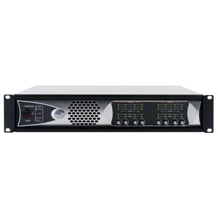 Ashly NE4250PE 4-Channel Network Enabled Amplifier w/ DSP (4 x 250W at 4 Ohms)