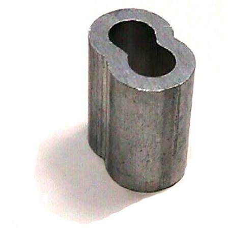 3/16 Aluminum Swage Sleeves(100 Pk)