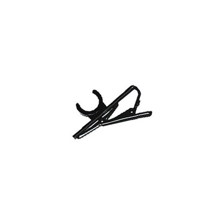 Audio-Technica AT8411 Lavalier Microphone Clip