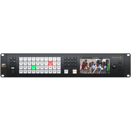 Blackmagic Design ATEM Constellation 8K SWATEMSCN4/1ME4/8K Ultra HD Live Production Switcher