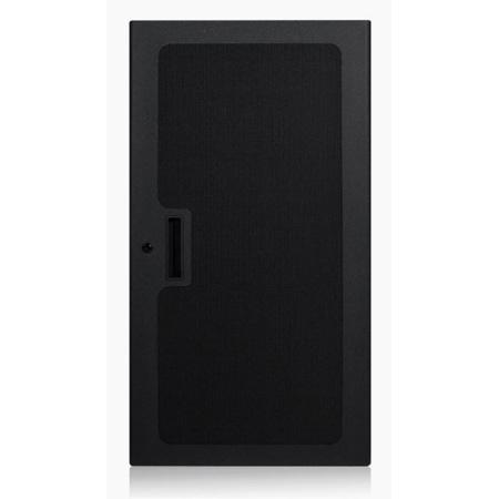 Atlas MPFD24 - 1 Inch Deep Micro Perf Door for 24RU WMA - 100 and 200 Series Racks