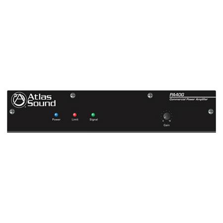 Atlas PA40G Global 40W Power Amplifier